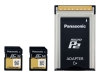 AJ-P2AD1G Image with microSD Cards
