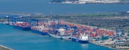 Contship - Cagliari International Container Terminal case study