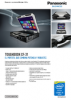 TOUGHBOOK 31 Especificaciones Técnicas